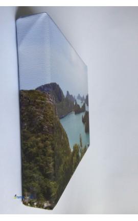 Stampa su Tela con Telaio da 4 cm