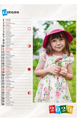 Calendari 13 pagine Offset Digitale